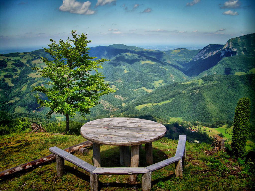 Putokaz - Planina Bobija - Srbija